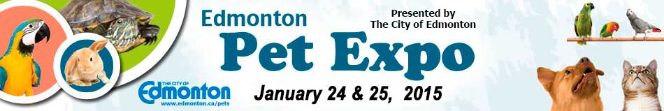 Edmonton Pet Expo - January 25 & 26, 2014